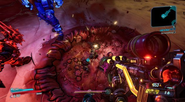 borderlands 3 - laid to rust tips