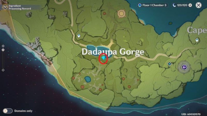 genshin impact - break the sword cemetery seal guide