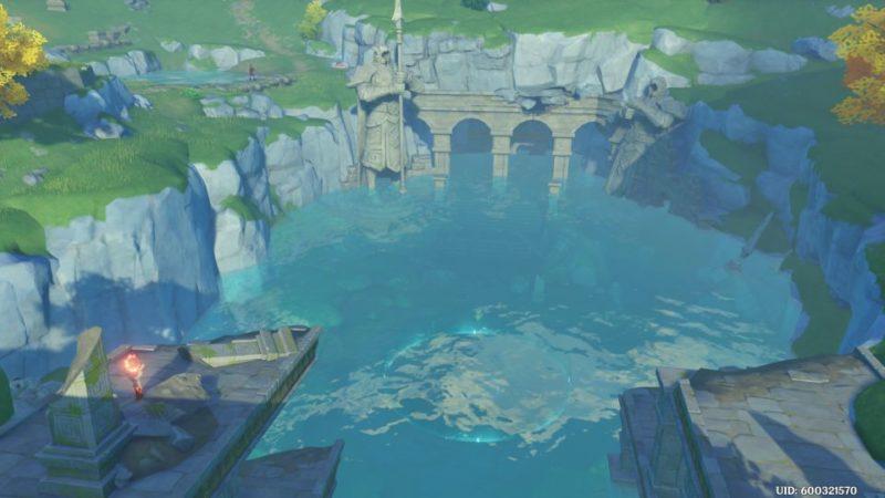 genshin impact - dunyu ruins