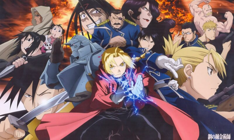 best fighting anime all time