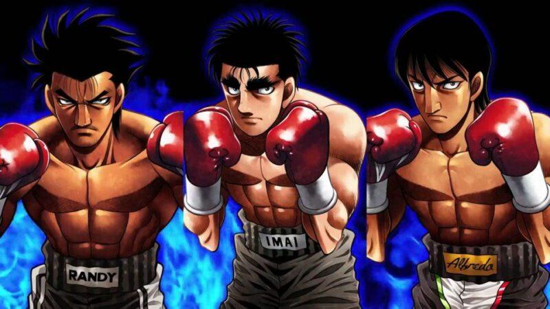 best fighting anime 2021
